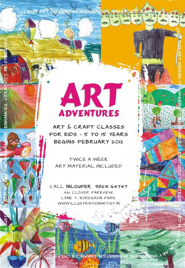 art classes for kids