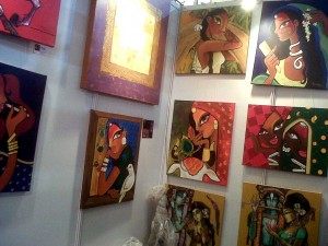 India Art Festival Niloufer Wadia