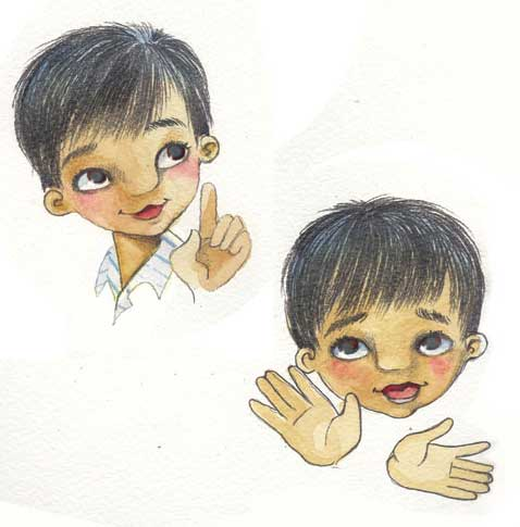 Kanna Panna - Illustrated by Niloufer Wadia