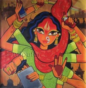 New Age MumbaDevi - Niloufer Wadia