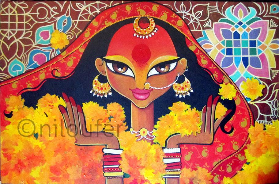 Durga-devi - Niloufer Wadia